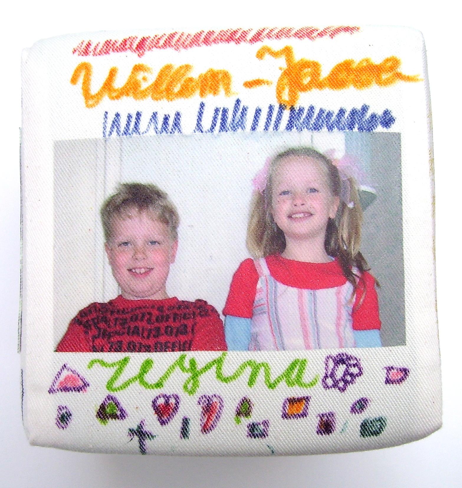 Fotokubus, strijk je mooiste foto en mooie tekst voor bij een foto op de fotokubus van Keepingtouch