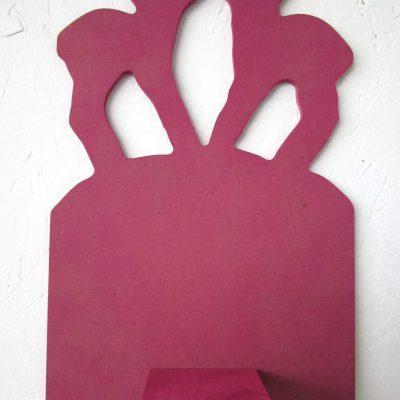 Hertje roze, Keepingtouch, in contact blijven met mooie momenten.